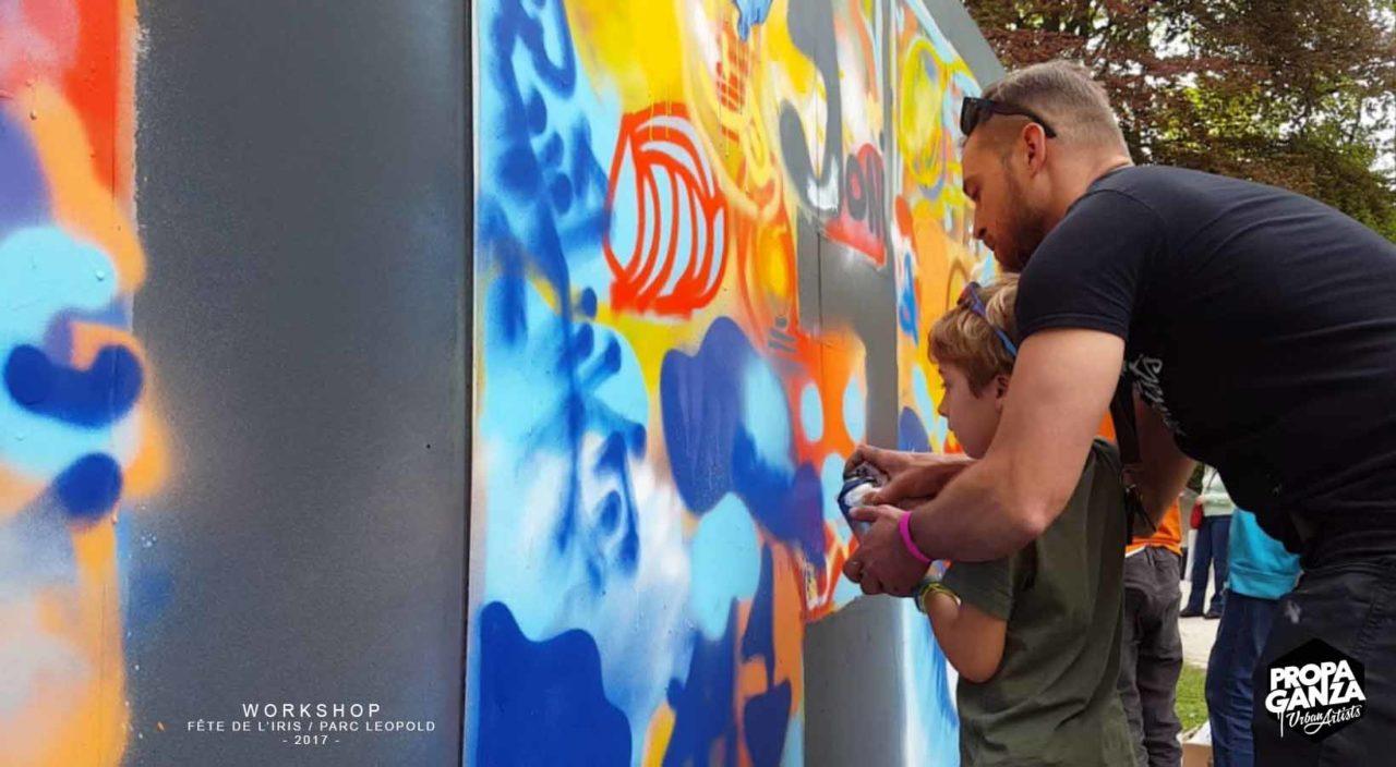 Propaganza-graffiti-workshop-iris-leopold-parc-bruxelles-brussels-street-art-event-2017-fresque-participative-1280x704.jpg