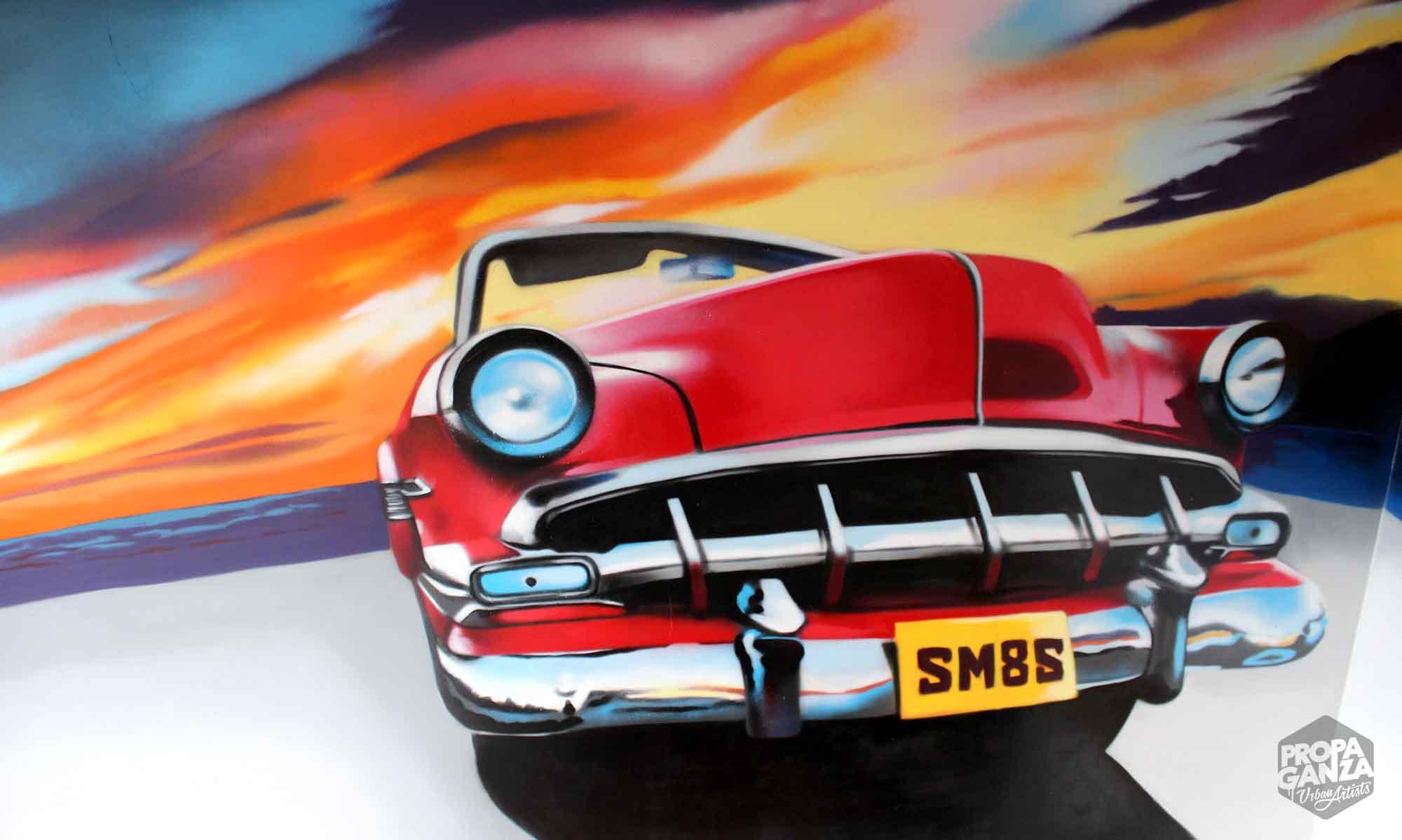 https://www.propaganza.be/wp-content/uploads/2019/04/propaganza-urban-artist-belgium-belgique-graffiti-graff-street-art-spray-paint-belgique-bart-smeets-smates-cuba-car-lowrider-1.jpg